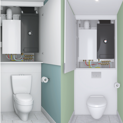Yzentis toilettes seuls